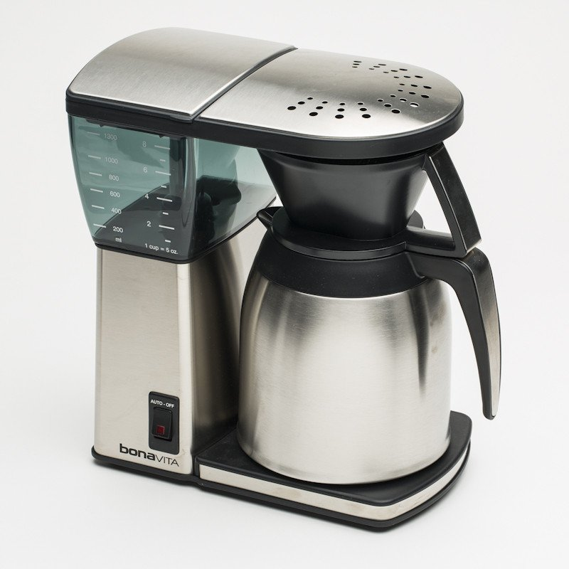 Z8C2168 800x800 Bonavita  Cup Exceptional Brew Coffee Maker