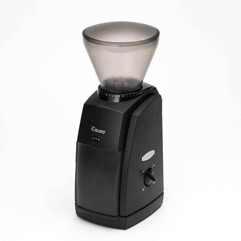 baratza encore conical burr coffee grinder manual